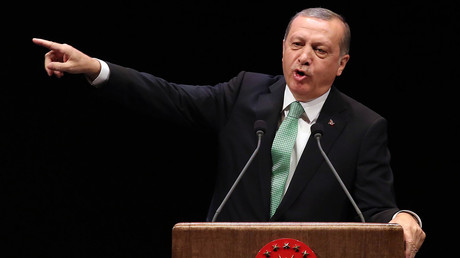 Le président turc Erdogan