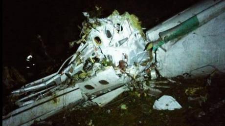 Un avion transportant une équipe de football brésilienne s'écrase en Colombie