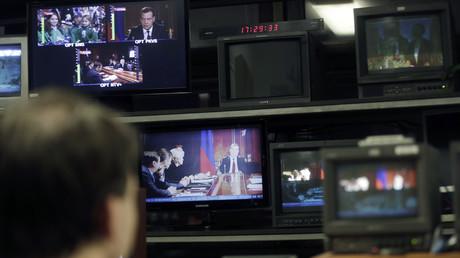 La télévision russe