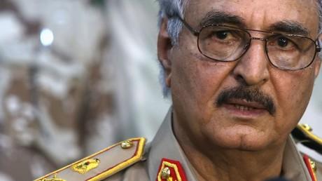 Général Khalifa Haftar