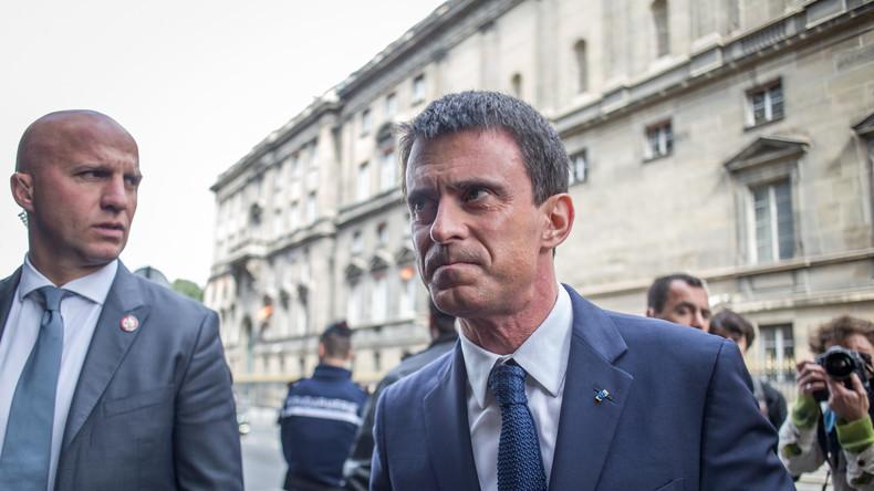 Manuel Valls a démissionné de ses responsabilités de Premier ministre et se présente à la primaire de la gauche