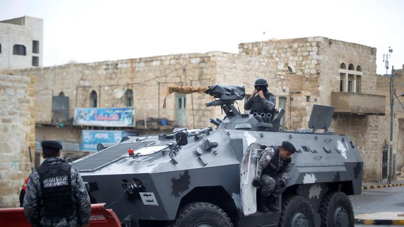 Jordanie : armes, gilets d'explosifs, les assaillants préparaient de nouvelles attaques