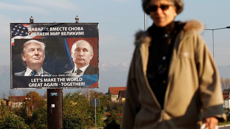 Les relations russo-américaines sont-elles sur le point de s'améliorer ?