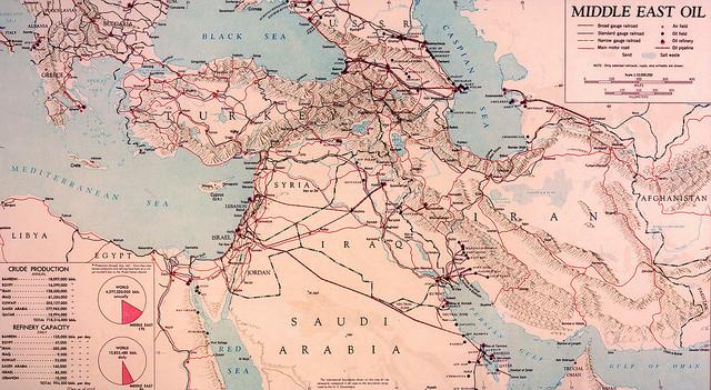 La CIA déclassifie des cartes qui offrent une vision unique de son travail (IMAGES)