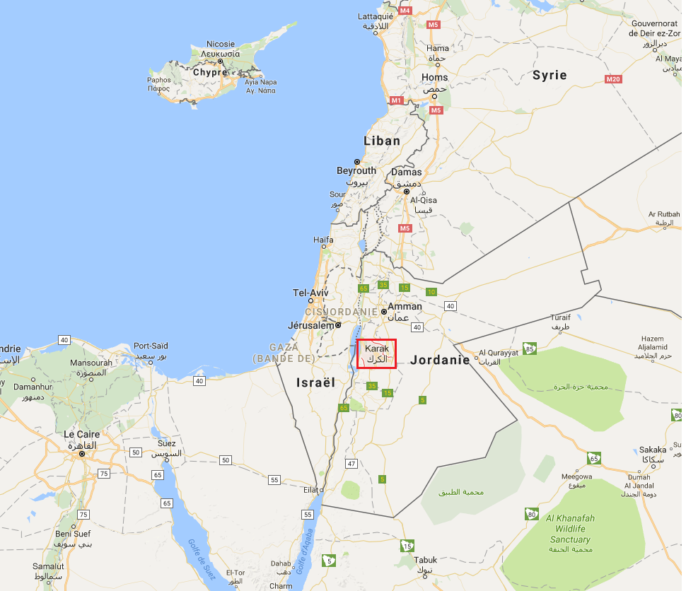 Jordanie : 10 morts, dont une Canadienne, dans des attaques près d'un site touristique (VIDEO)