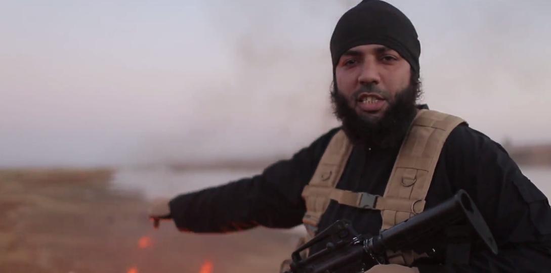 Dans une épouvantable vidéo diffusée sur internet, Daesh brûle vif deux soldats turcs