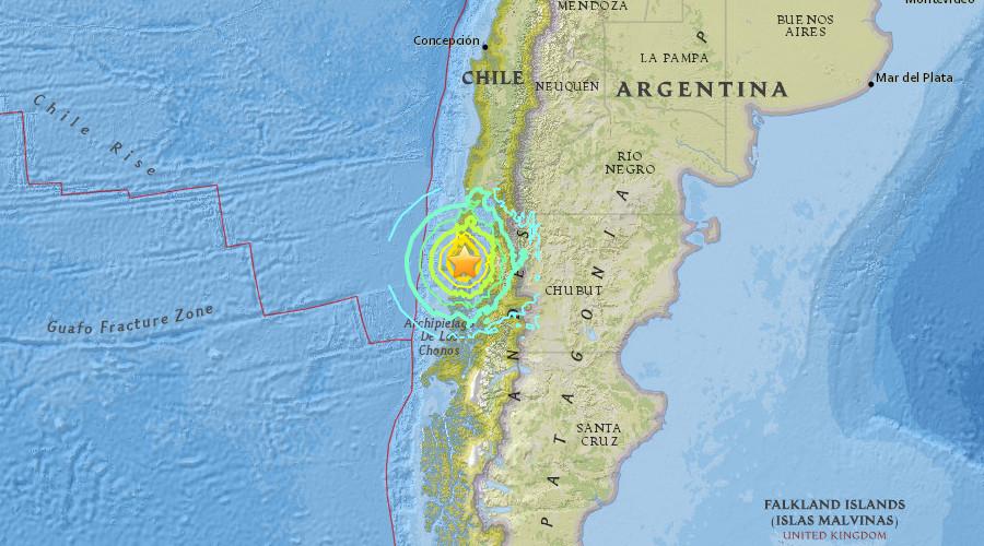 Un puissant séisme au large du Chili déclenche une alerte tsunami finalement levée (PHOTOS, VIDEOS)