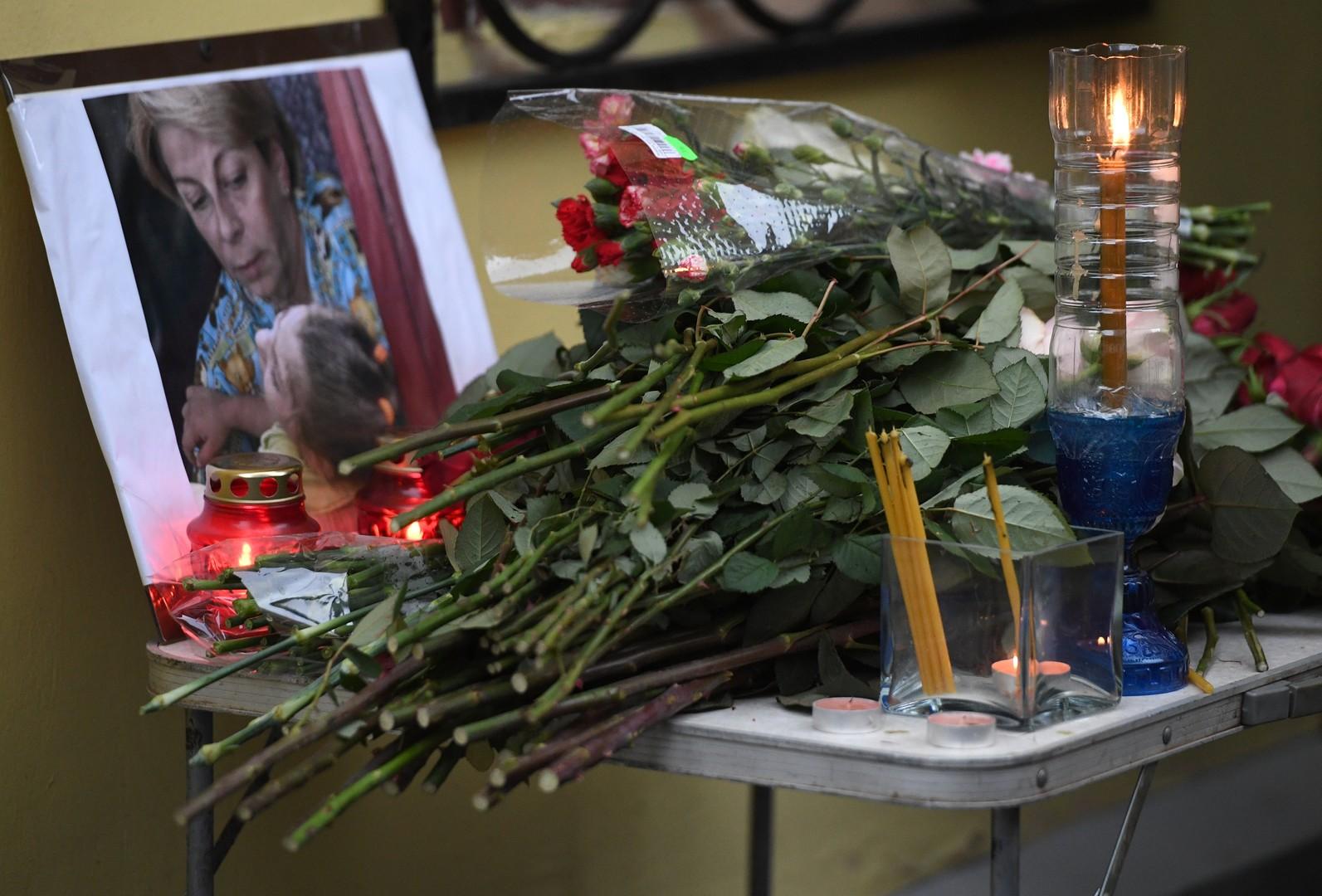La Russie en deuil pour les victimes de la tragédie du crash de l'avion TU-154 (PHOTOS, VIDEOS)