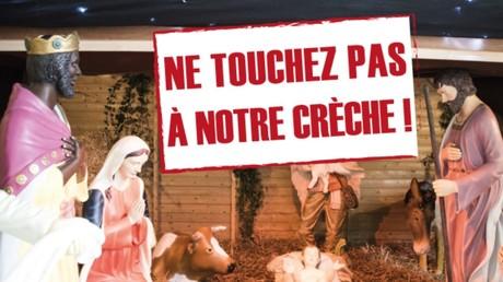 La ville FN d'Hénin-Beaumont condamnée pour avoir installé une crèche de Noël dans la mairie