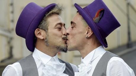 C'est officiel : «homosexuel» n'est désormais plus une insulte en Italie
