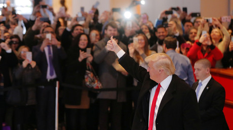 Twitter n'hésitera pas à supprimer le compte de Donald Trump si celui-ci enfreint les règles