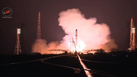 ISS : le vaisseau-cargo s'est consumé dans l'atmosphère (VIDEO)
