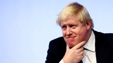 Boris Johnson estime que l'Arabie saoudite n'a «pas franchi la ligne rouge» au Yémen