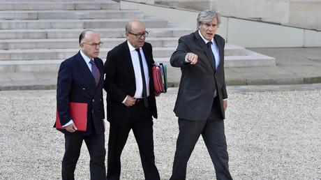 Bernard Cazeneuve, Jean-Yves Le Drian et Stéphane le Foll – des candidats probables à la succession de Manuel Valls