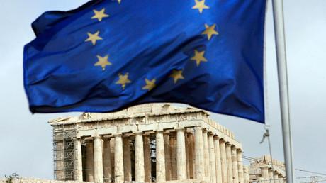 Le Parthénon, à Athènes