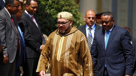 Mohammed VI en visite en Ethiopie pour investir 2,25 milliards d'euros dans un projet de construction d'usine d'engrais