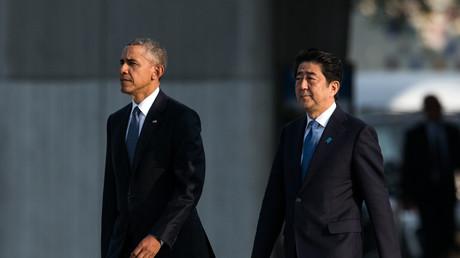 Après Obama à Hiroshima, le Premier ministre japonais Shinzo Abe se rendra à Pearl Harbor