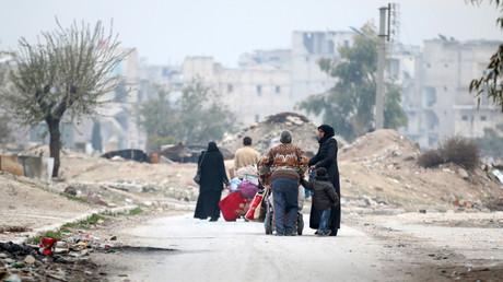 Quartier Kadi Askar, Alep