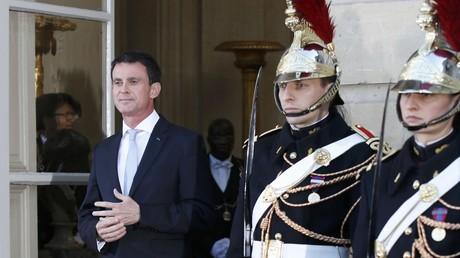 L'ex-Premier ministre Manuel Valls