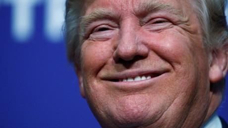 Donald Trump a de quoi avoir le sourire, il a été sacré «Personnalité de l'année» 2016 par le magazine Time