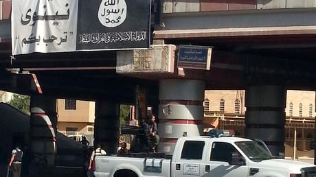 Un combattant de Daesh