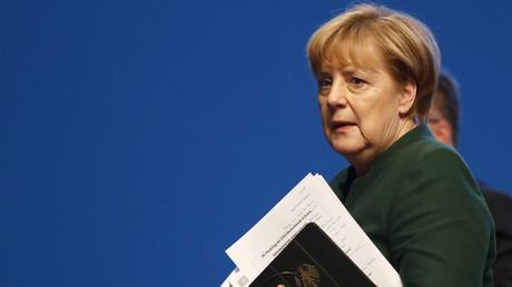 Le parti d'Angela Merkel entame-t-il un virage à droite toute ?
