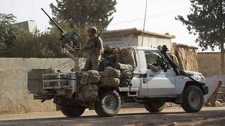 Les USA ne sont pas sûrs que leurs livraisons d'armes ne finiront pas entre les mains de Daesh