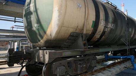 Bulgarie: au moins 5 morts dans l'explosion spectaculaire d'un train dans un village (PHOTOS, VIDEO)