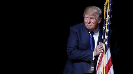 Donald Trump, élu 45e président des Etats-Unis.
