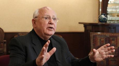 Gorbatchev : «On pourrait voir une nouvelle Union dans les frontières de l'ex-Union soviétique»