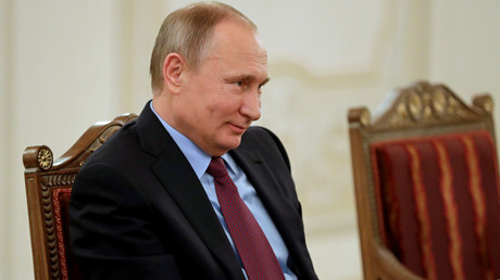 Vladimir Poutine, le 13 décembre