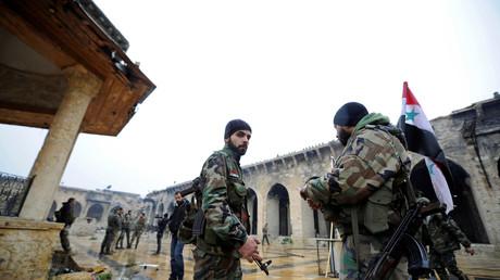 L'armée syrienne est sur le point de reprendre la totalité d'Alep, mardi 13 décembre