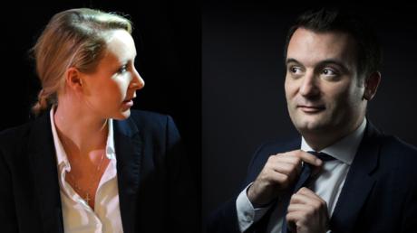 Marion Maréchal-Le Pen traitée de «conne» par Philippot: double-démenti de l'info du Canard Enchaîné