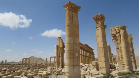 D'après Washington, l'armée syrienne a pu laisser du matériel de guerre à Daesh à Palmyre