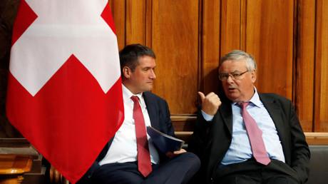 La parlement suisse a voté une loi qui limite la portée du référendum de 2014 sur l'immigration de masse
