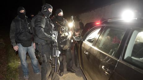 Une opération franco-espagnole contre ETA