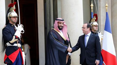 En visite en France, le ministre de la défense Saoudien aurait essayé de rencontrer François Fillon