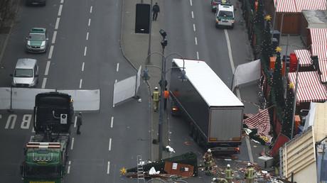 L'attentat du marché de Noël de Berlin a eu lieu le 19 décembre