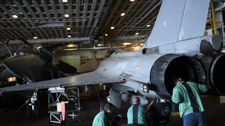 Le Rafale représente l'excellence française en matière de fabrication d'armes