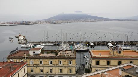 Vers un nouveau Pompei ? Un volcan situé sous Naples montre des signes de réveil