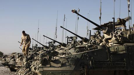 Le Canada défend la vente de véhicules blindés légers à l'Arabie Saoudite