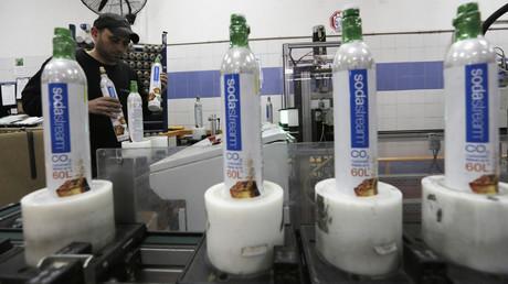 Soda Stream est une des entreprises les plus connues à être basée dans les colonies israéliennes et est devenue un symbole des campagnes de boycott