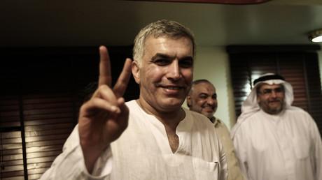 Un article attribué à l'opposant emprisonné Nabil Rajab provoque la colère des autorités de Bahreïn