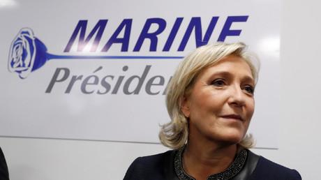 Marine Le Pen dénonce l'obsolescence de l'OTAN