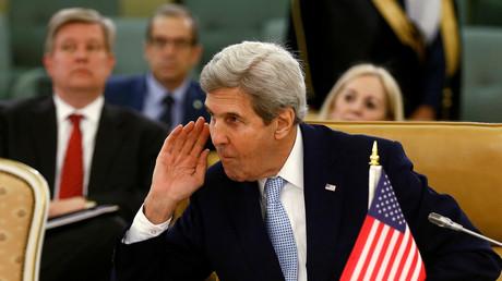 Un projet de reconnaissance d'un Etat palestinien dans les frontières de 1967 serait en cours d'élaboration par John Kerry, qui entendrait le présenter aux parties juste avant la fin du mandat de Barack Obama