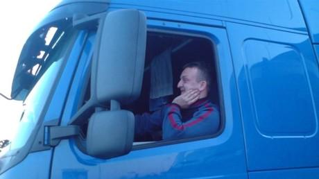 Photo de Lukasz Urban, le conducteur polonais retrouvé mort dans son camion utilisé par un terroriste lors de l'attentat du marché de Noël de Berlin