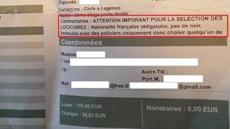 «Nationalité française obligatoire, pas de Noir» : le Défenseur des droits monte au créneau