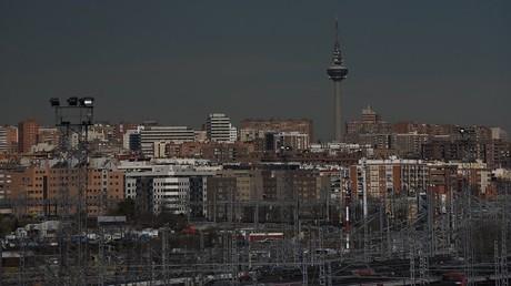 Madrid réduit de moitié la circulation automobile pour combattre la pollution