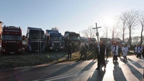 Pologne : dernier hommage pour le conducteur du camion utilisé pour commettre l'attentat de Berlin