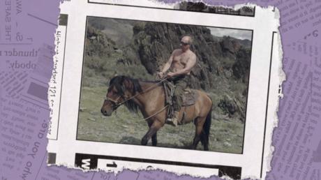 Capture d'écran de la vidéo de RT : Vladimir Poutine